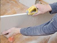 Plaster Boarding